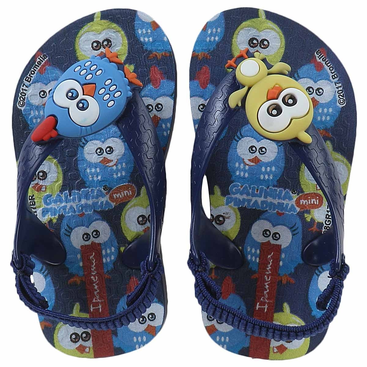 4411d02b0 Chinelo Ipanema Infantil Galinha Pintadinha - Compre Agora | Netshoes