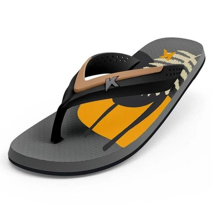 Chinelo Kenner Masculino Hi-Tide Abstract