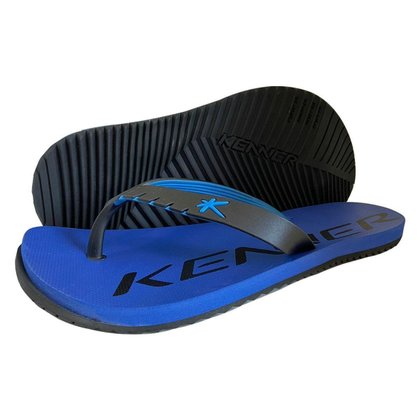 Chinelo Kenner Masculino Red Mixed