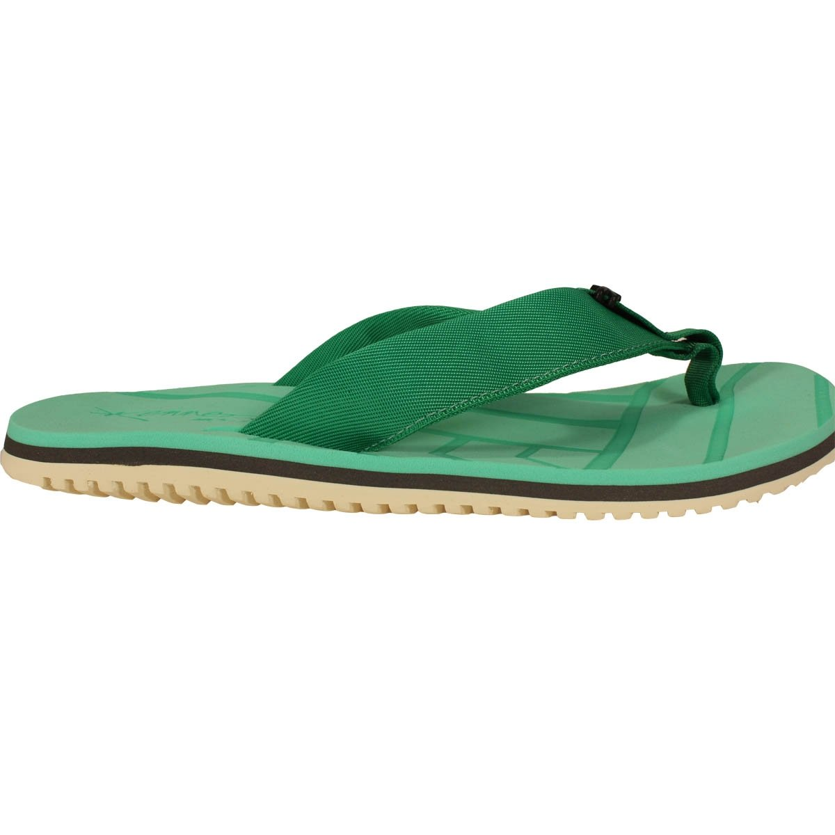 Kenner Verde Nk5 Chinelo Chinelo Chrome Kenner EWw0Uvqag