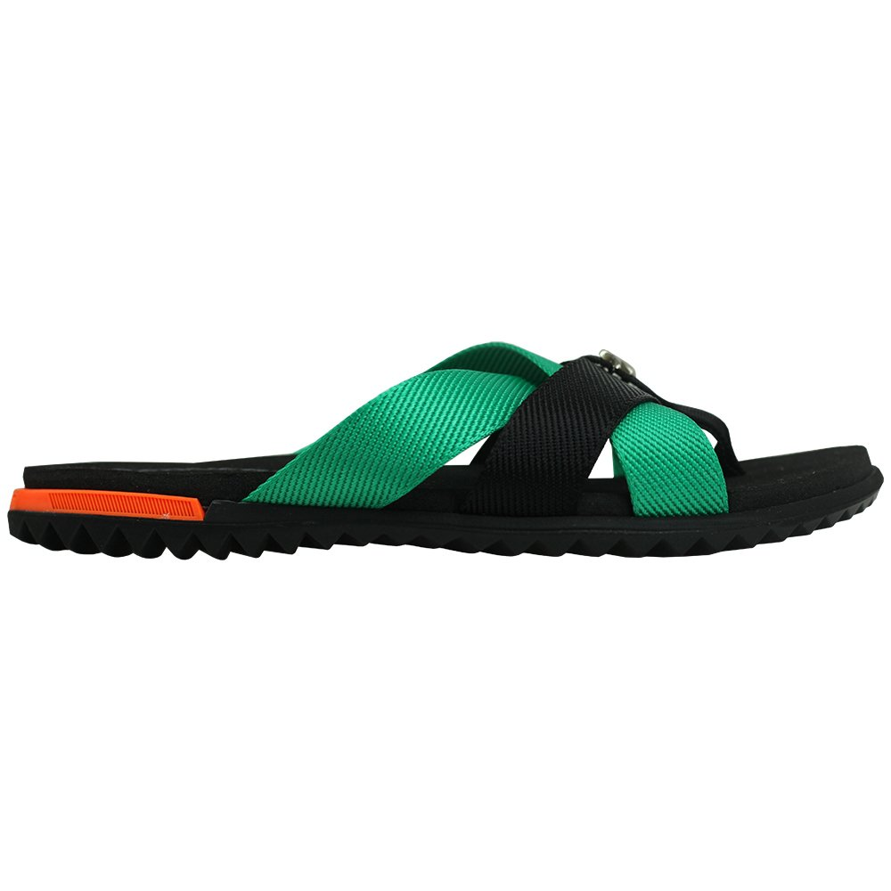 Chinelo Kenner Kenner Spider Rhaco Duo verde e Preto Chinelo rrqdw6xB