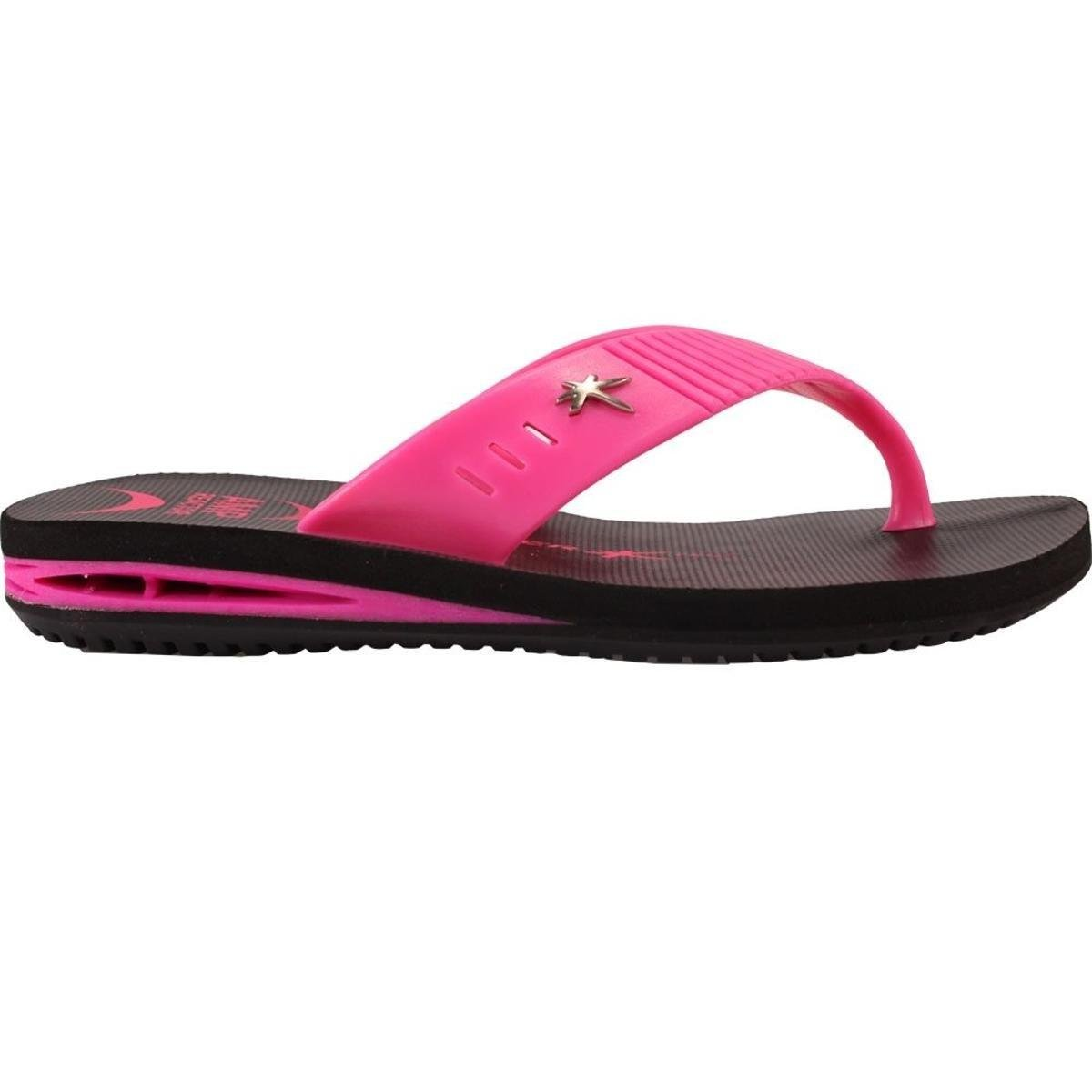 Kenner Chinelo Preto Chinelo Reactor Kenner High e Trop Rosa Amp yFUfWqcUZ