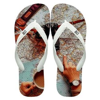 Chinelo Live Trip Lovers Masculino