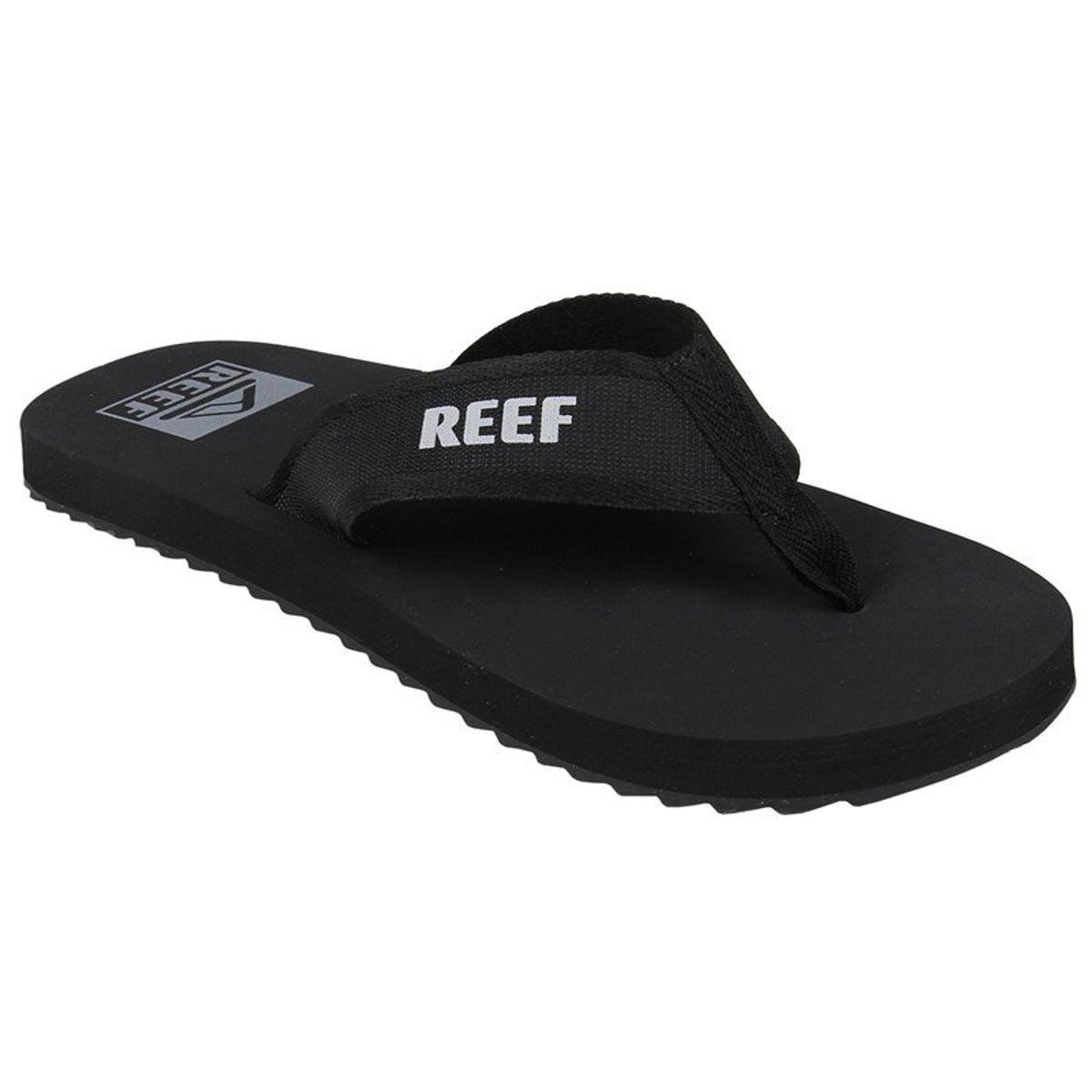 Chinelo Masculino Reef Clurg Basic - Preto - Compre Agora  e444466fd8a