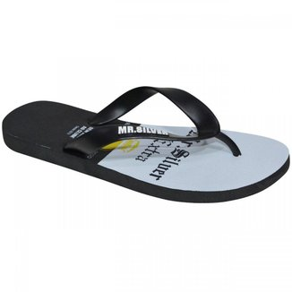 Chinelo Mr.Silver Beer