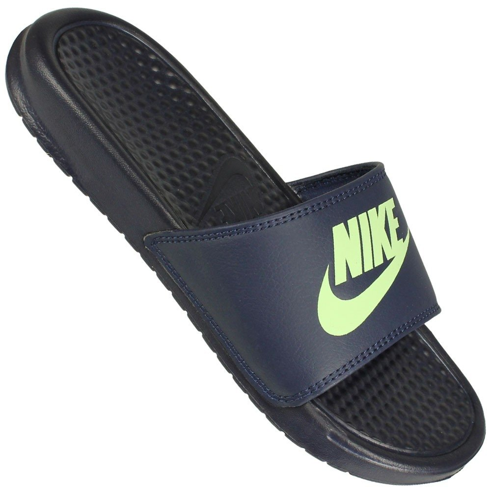 Chinelo Nike Benassi Just Do It - Compre Agora  3bd383e0b2c55
