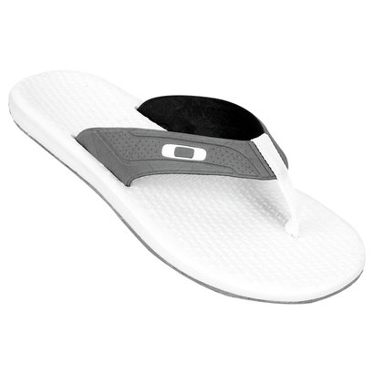 Chinelo Oakley Keel - Compre Agora   Netshoes b783f517a0