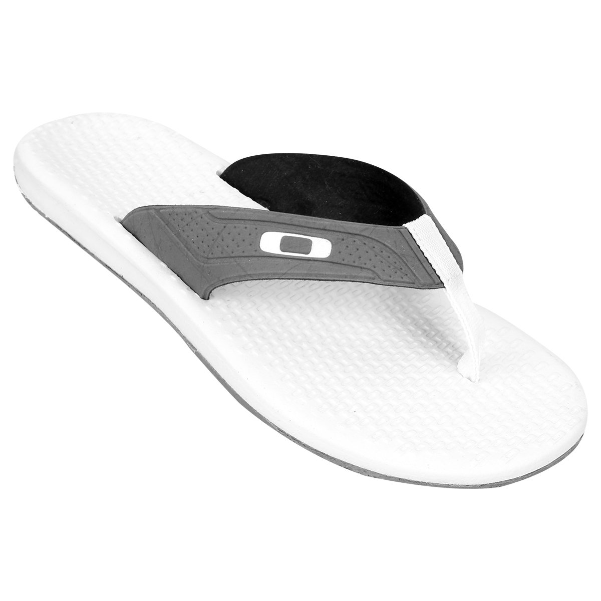 58ed719c02519 Chinelo Oakley Keel - Compre Agora
