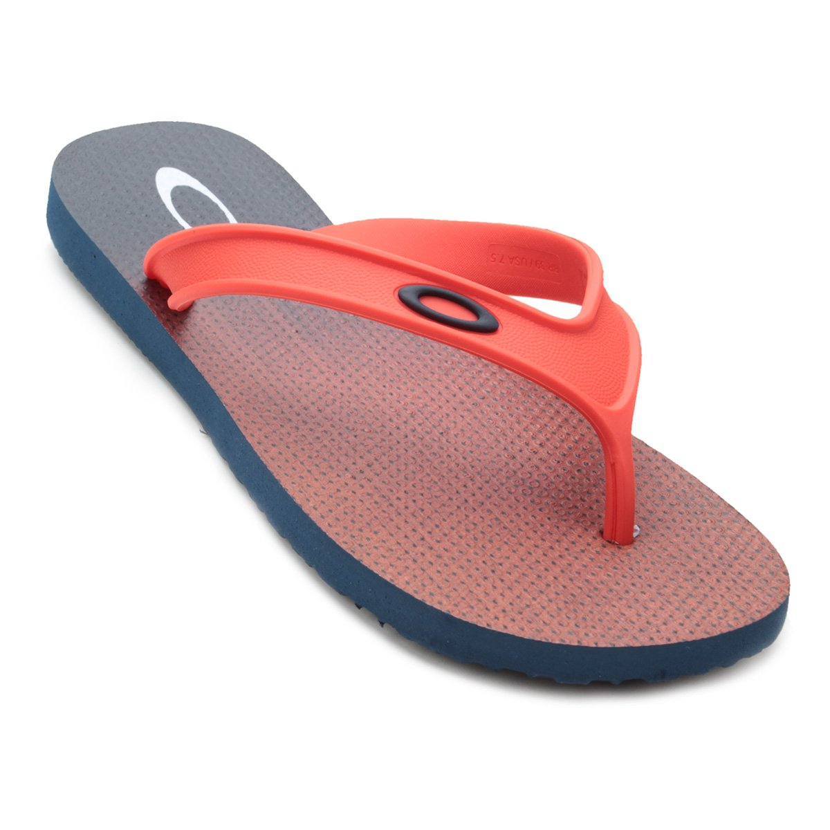 95f2c0fa823a9 Chinelo Oakley Wave Point Masculino  Chinelo Oakley Wave Point Masculino ...