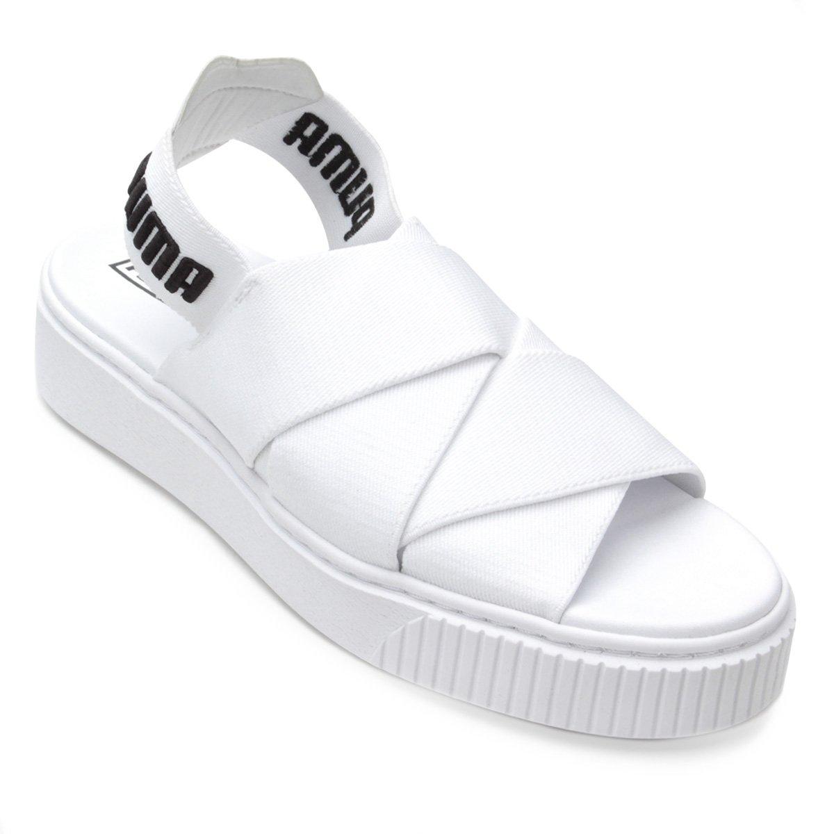 06a90f973dc Chinelo Puma Platform Sandal Wn S - Compre Agora