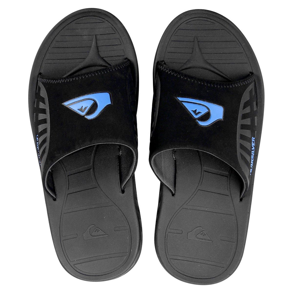 1af01d36a4207 Chinelo Quiksilver Triton Slide - Compre Agora