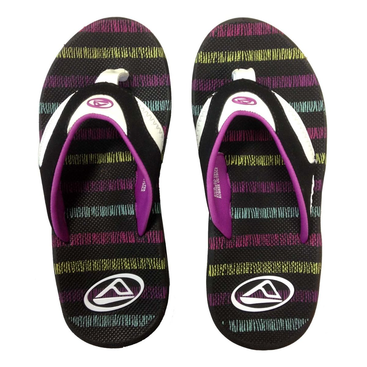 977aa644a9 Chinelo Reef Fanning Lux Light Yell - Compre Agora