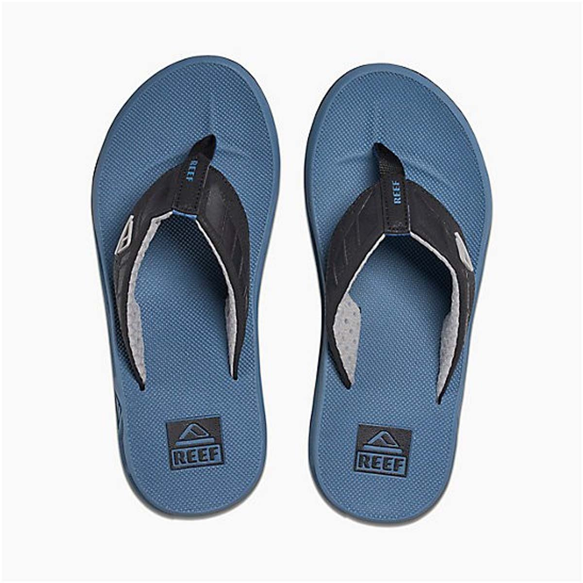 7da9b056b90492 Chinelo Reef Phantoms Steel - Azul