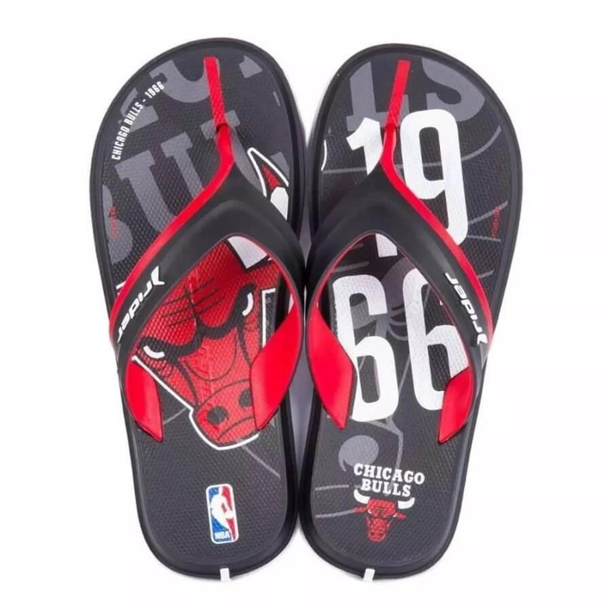 Chinelo Rider R Line NBA Masculino - Compre Agora  793d1db092b