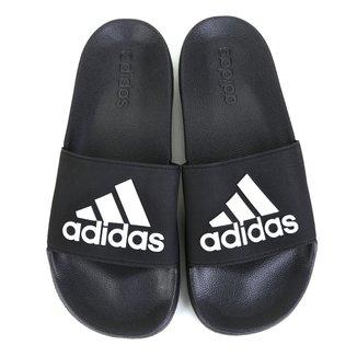 Chinelo Slide Adidas Adilette Shower Logo Masculino