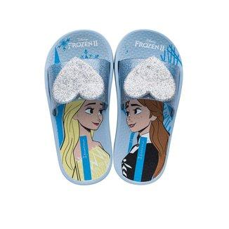 Chinelo Slide Infantil Ipanema Disney Beauty Princess Frozen Feminino