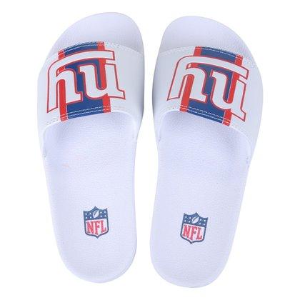 Chinelo Slide NFL New York Giants Masculino