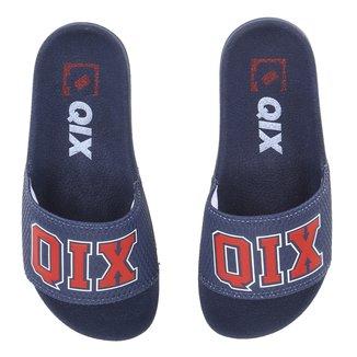 Chinelo Slide Qix Big Logo