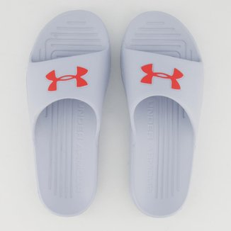 Chinelo Under Armour Core Feminino Azul