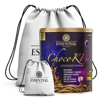 Chocoki 300G + Mochila - Essential Nutrition (Chocolate)