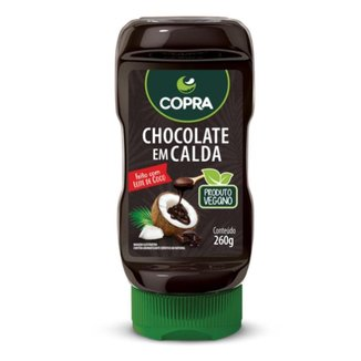 Chocolate em Calda 260gr - Copra