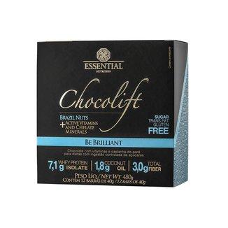 Chocolift  (12Unid-40g) - Essential Nutrition