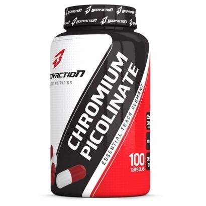 Chromium Picolinate 100 Cáps - Body Action