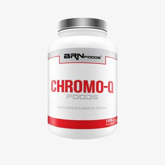 CHROMO-Q FOODS - BRN FOODS  100 CAPS