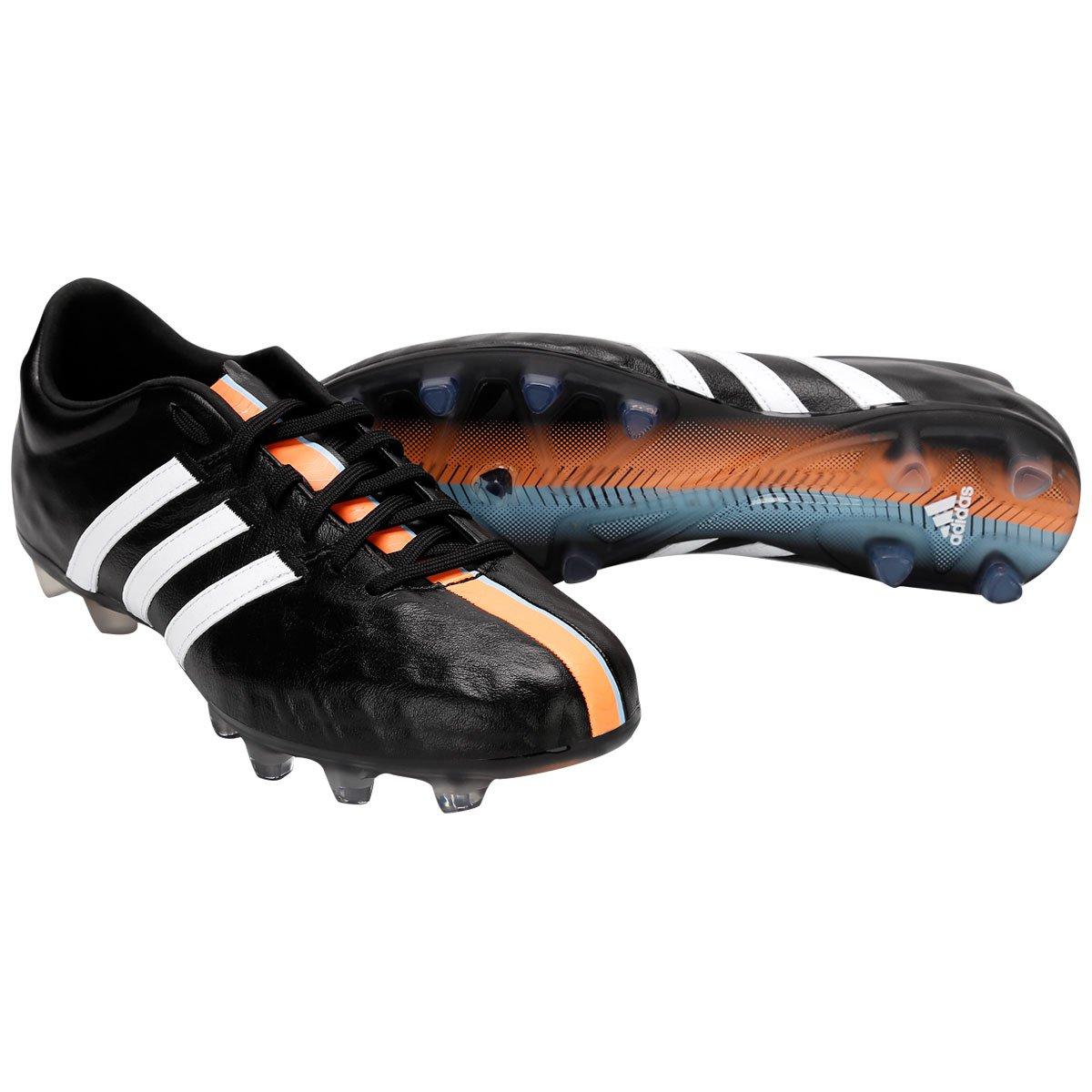 156955117a Chuteira Adidas 11 Pro FG Campo - Compre Agora