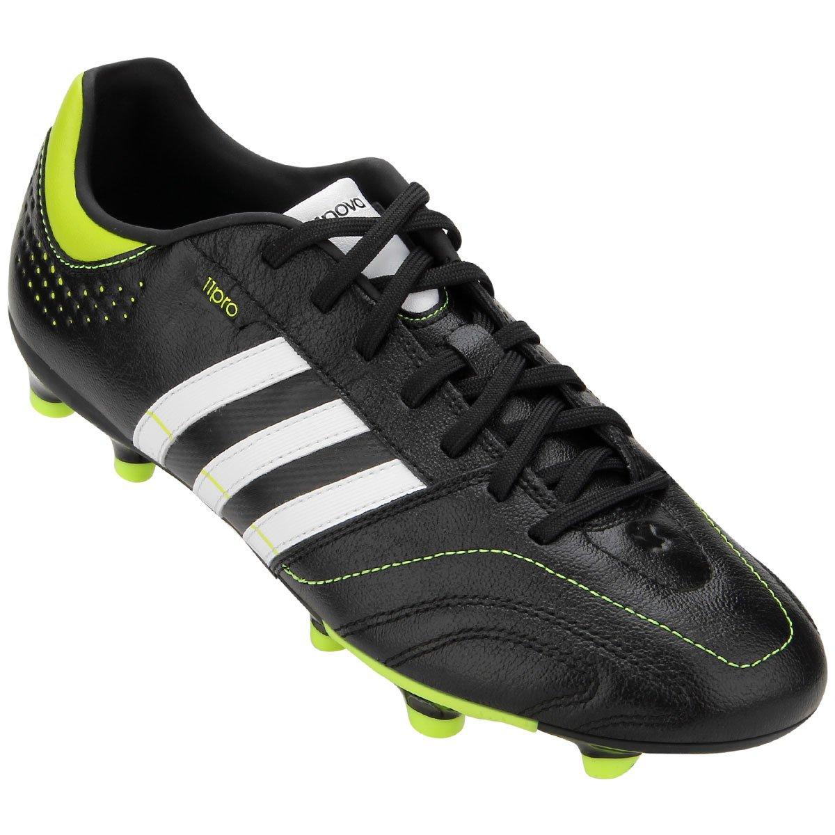 Chuteira Adidas 11 Pro Nova TRX FG - Compre Agora  3c1597339cf31