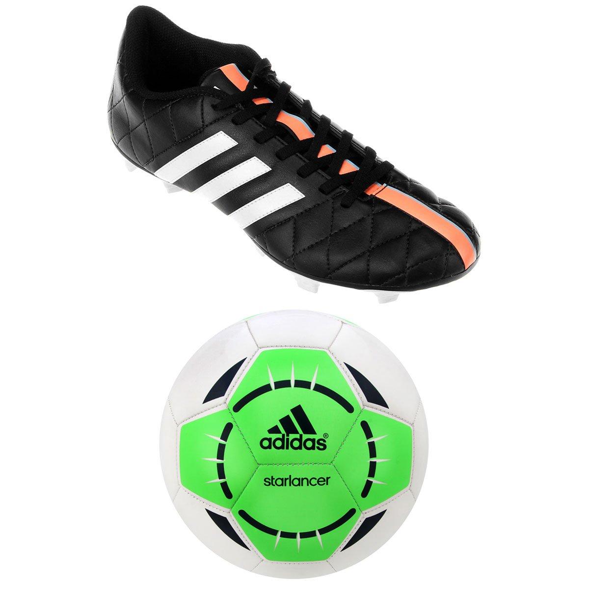 2b92d4cc51be8 Chuteira Adidas 11 Questra FG Campo + Bola Adidas - Compre Agora ...