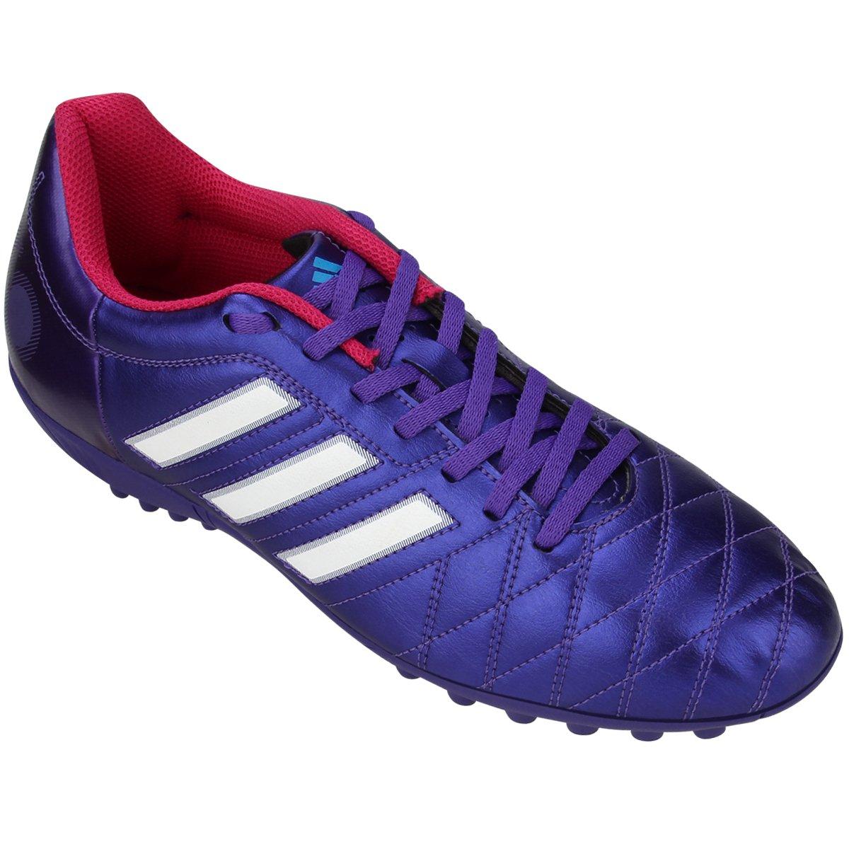Chuteira Adidas 11 Questra TRX TF - Compre Agora  9088ff40af090