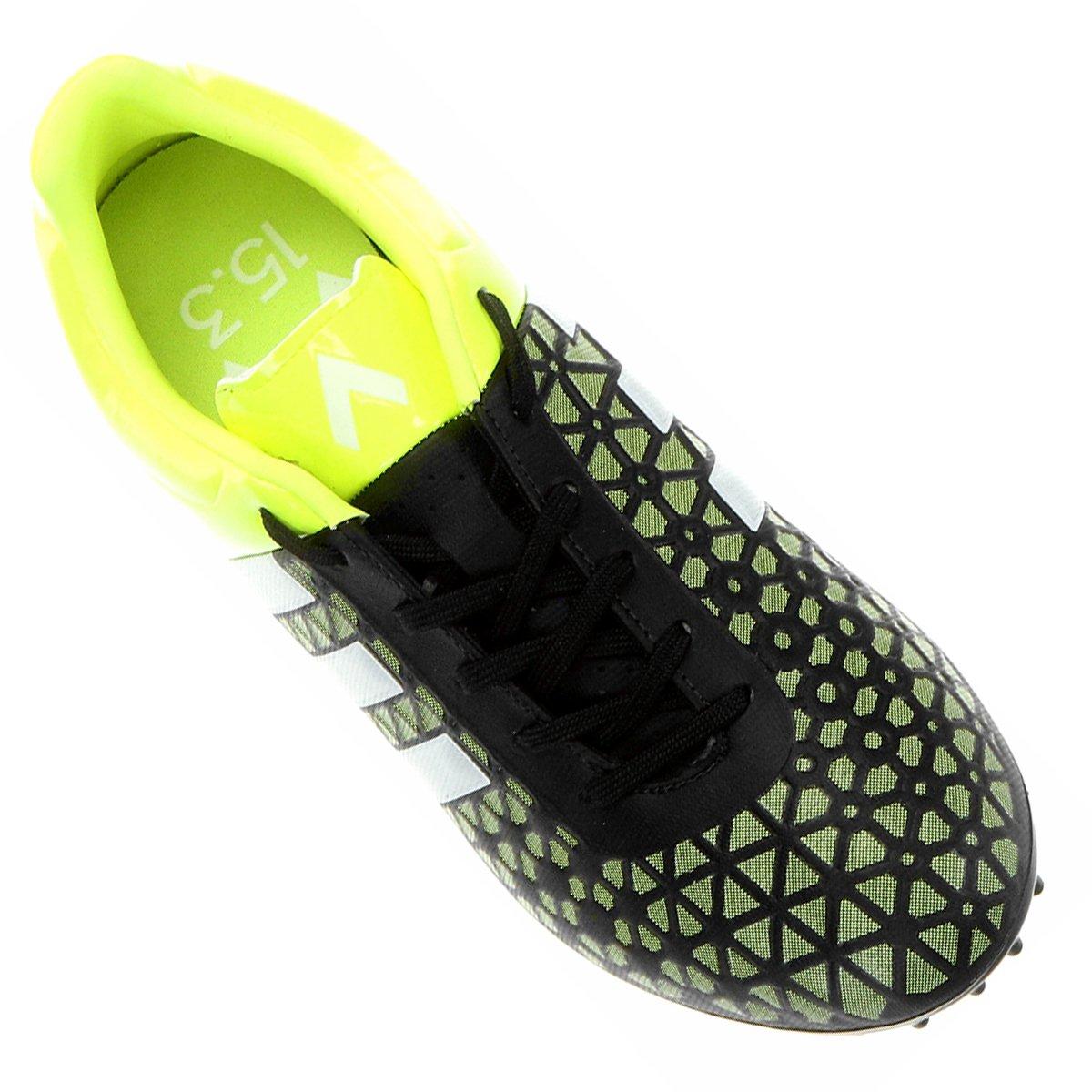 Chuteira Adidas Ace 15 3 FG Campo - Compre Agora  a101f1dfca29b