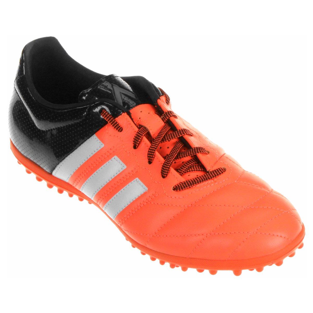 Chuteira Adidas Ace 15 3 TF Cour Society - Compre Agora  668bd08a88ae4