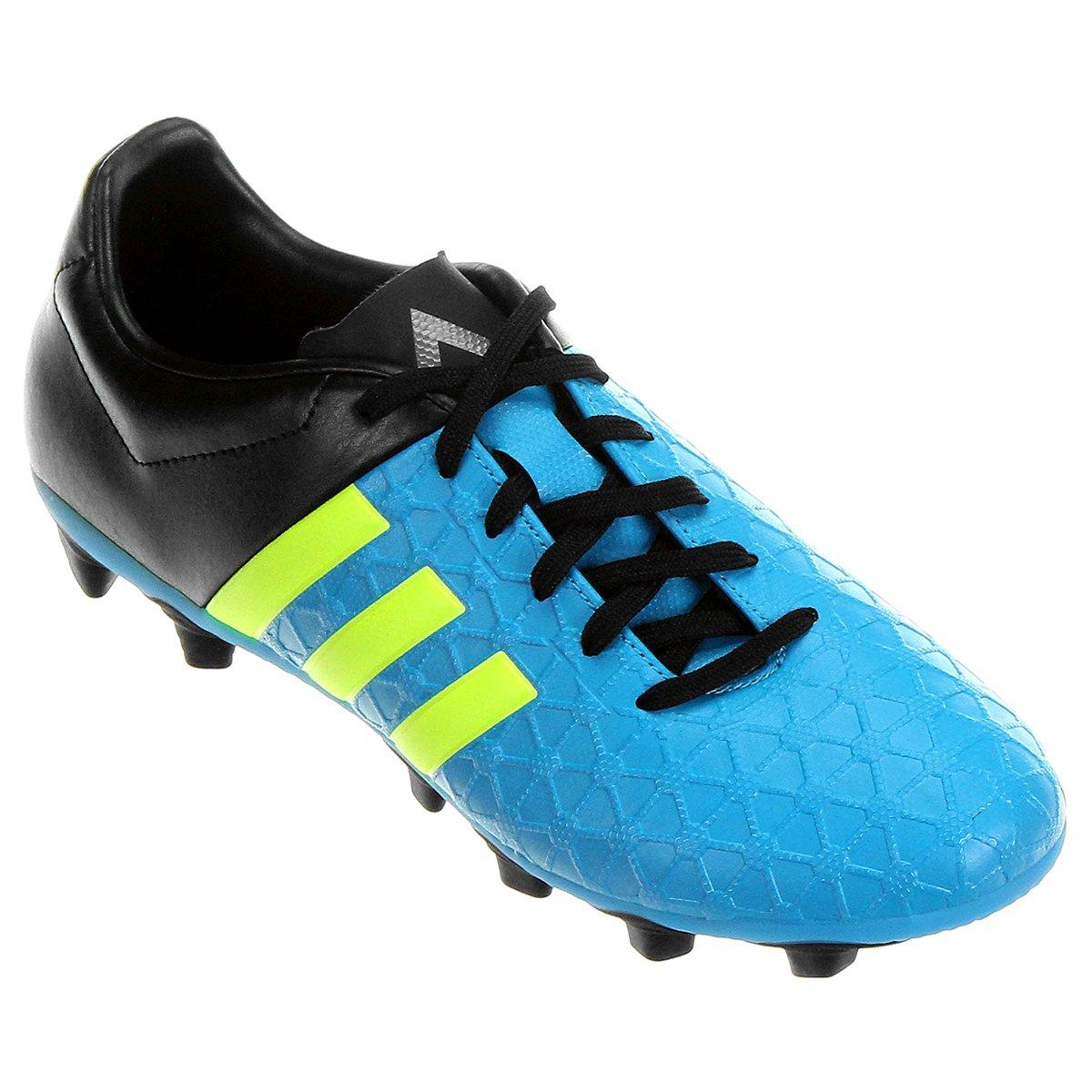 3dd5c43f6f0e2 Chuteira Adidas Ace 15 4 FXG Campo - Compre Agora