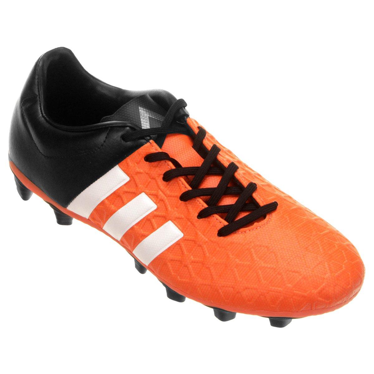 ... Chuteira Adidas Ace 15.4 FG Campo - Compre Agora Netshoes good service  9466a 564ab  chuteira adidas predator instinct ... 12248f83fced5