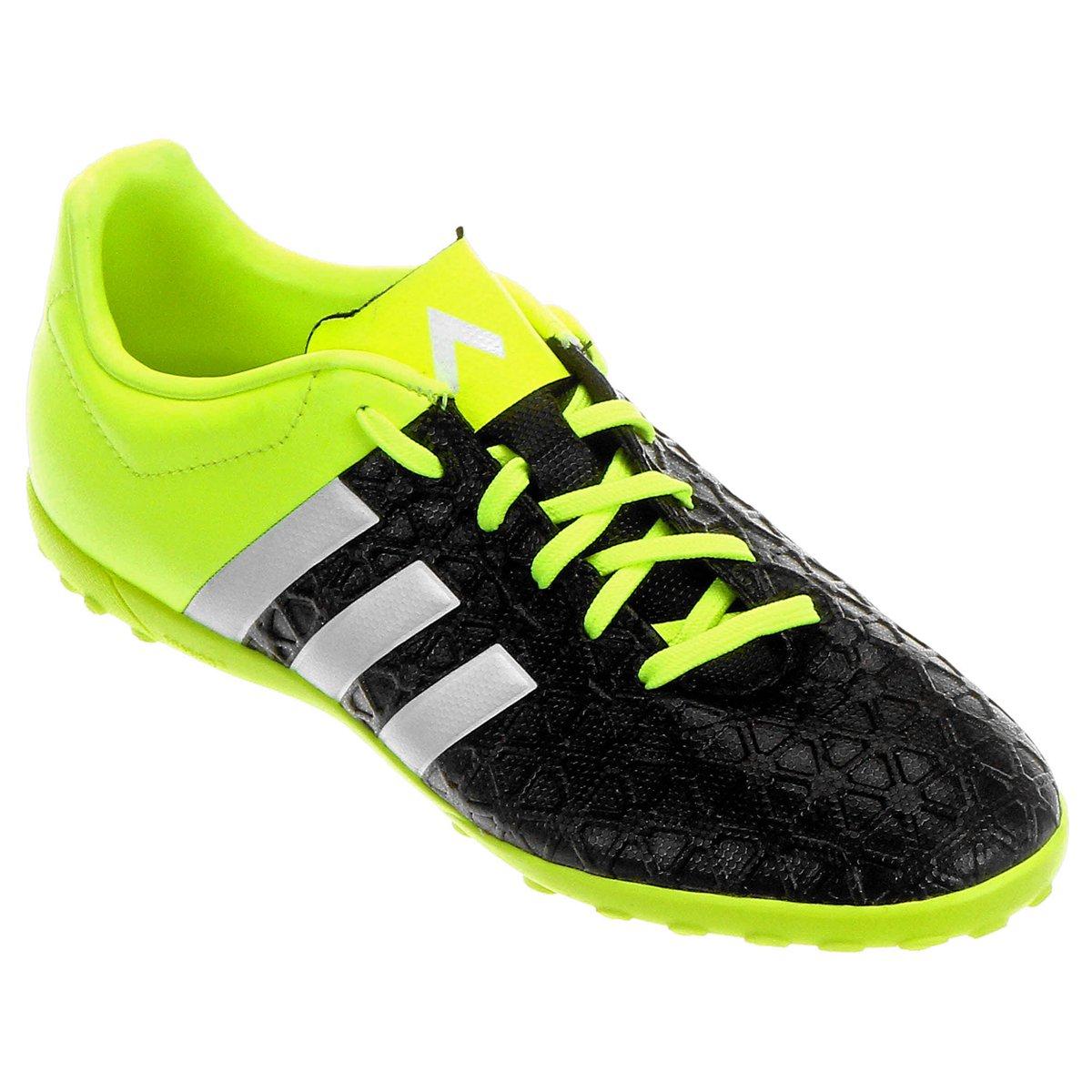 e6deaec380 Chuteira Adidas Ace 15.4 TF Society Juvenil - Compre Agora