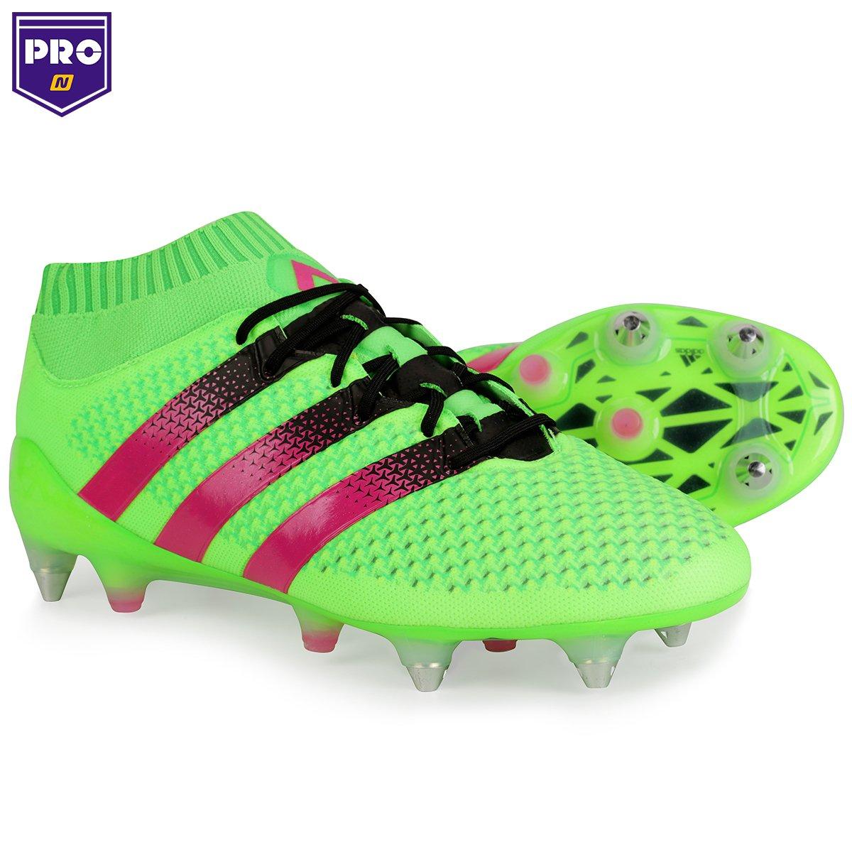 Chuteira Adidas Ace 16.0 Primeknit SG Campo - Compre Agora  c8c5e4f7acc28