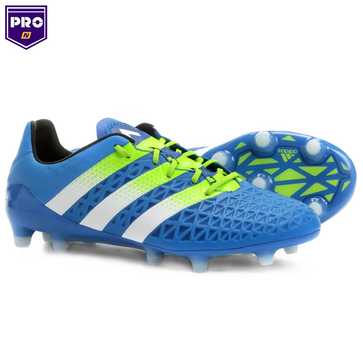 fe1d61a2acfb2 Chuteira Adidas Ace 16.1 FG - Campo - Compre Agora