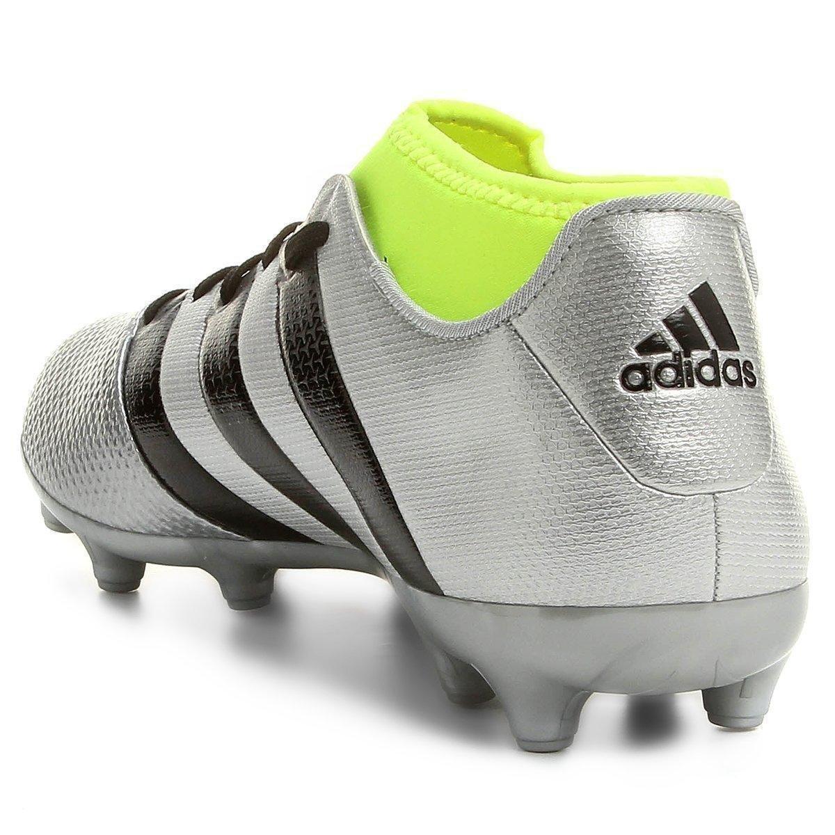 Chuteira Adidas Ace 16.3 Primemesh FG Campo - Compre Agora  214885e827400