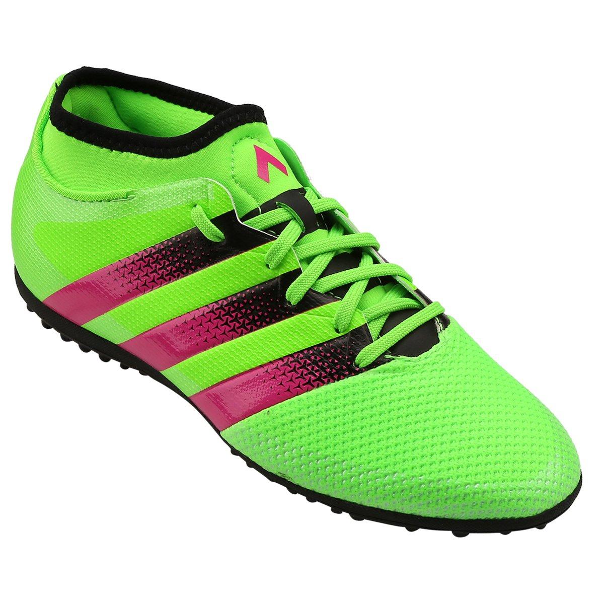 Chuteira Adidas Ace 16.3 Primesh TF Society Juvenil - Compre Agora ... a165773b7ed5b