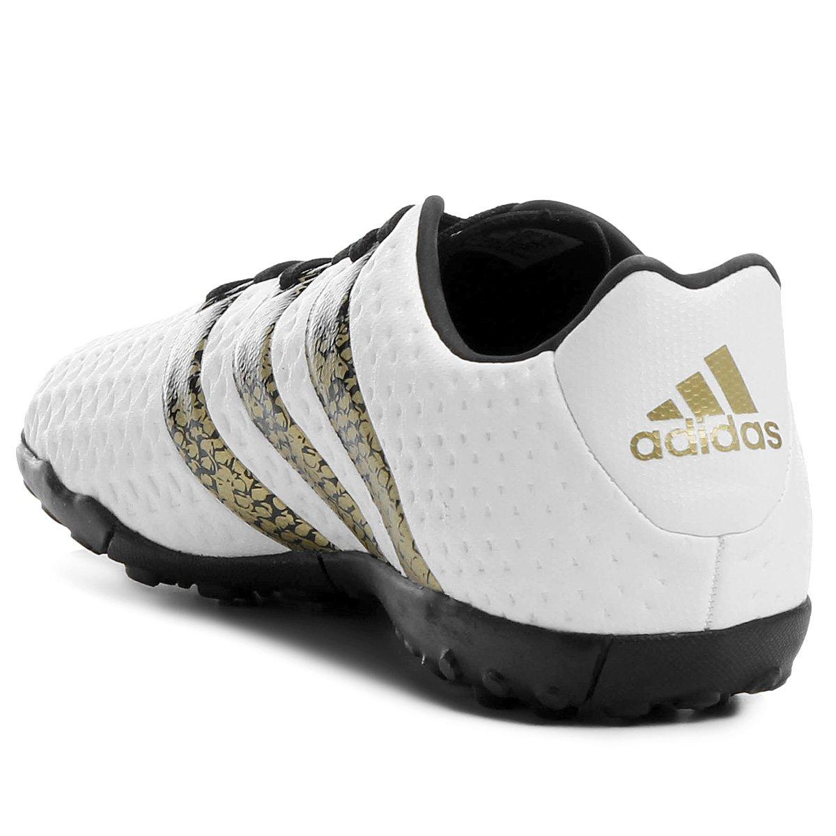 0fb4012304 Chuteira Adidas Ace 16.4 TF Society Juvenil - Compre Agora
