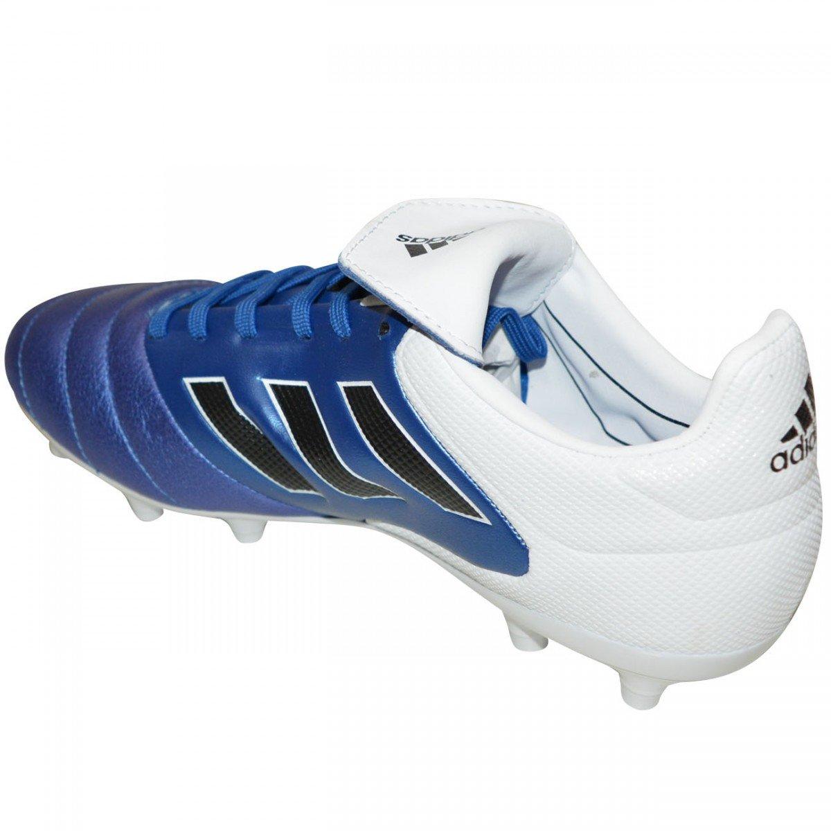 ... Chuteira Chuteira Adidas Adidas Copa Azul e Chuteira e Branco Copa  Adidas Copa Azul Branco Azul ... efdd36aff377e