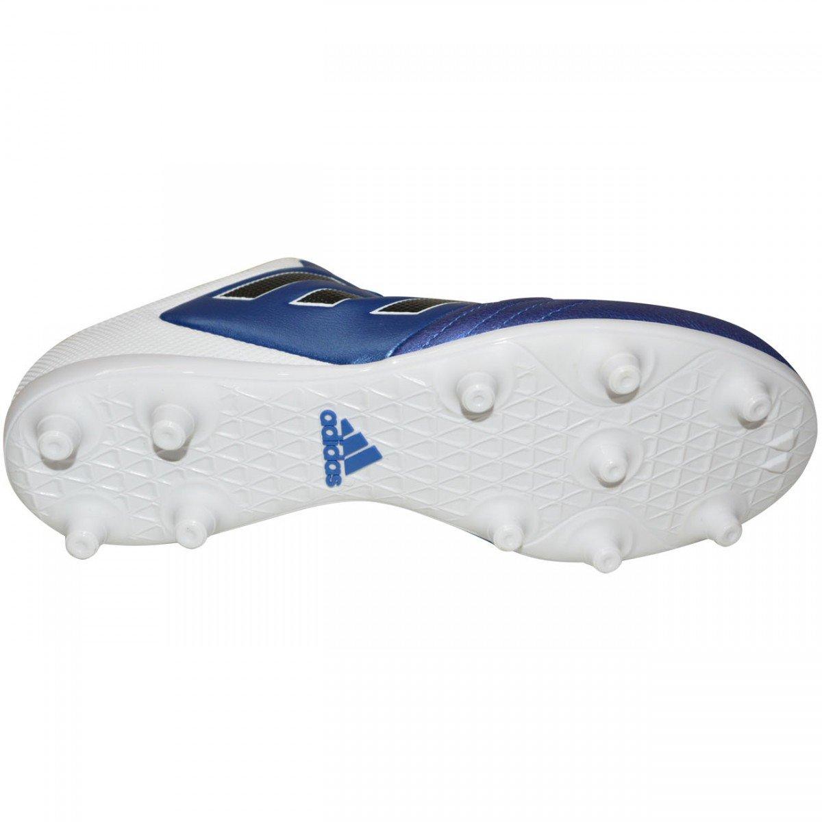 ... Chuteira Chuteira Adidas Adidas Copa Azul e Chuteira e Branco Copa  Adidas Copa Azul Branco Azul 4b99be8cb8f4f