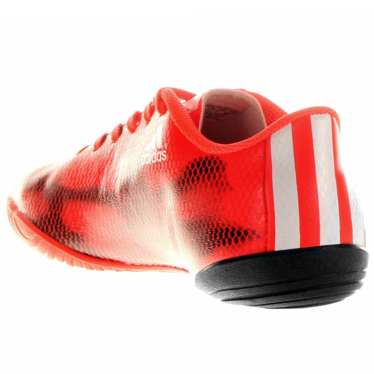 Chuteira Adidas F10 IN Futsal - Compre Agora  e641c8f48e096