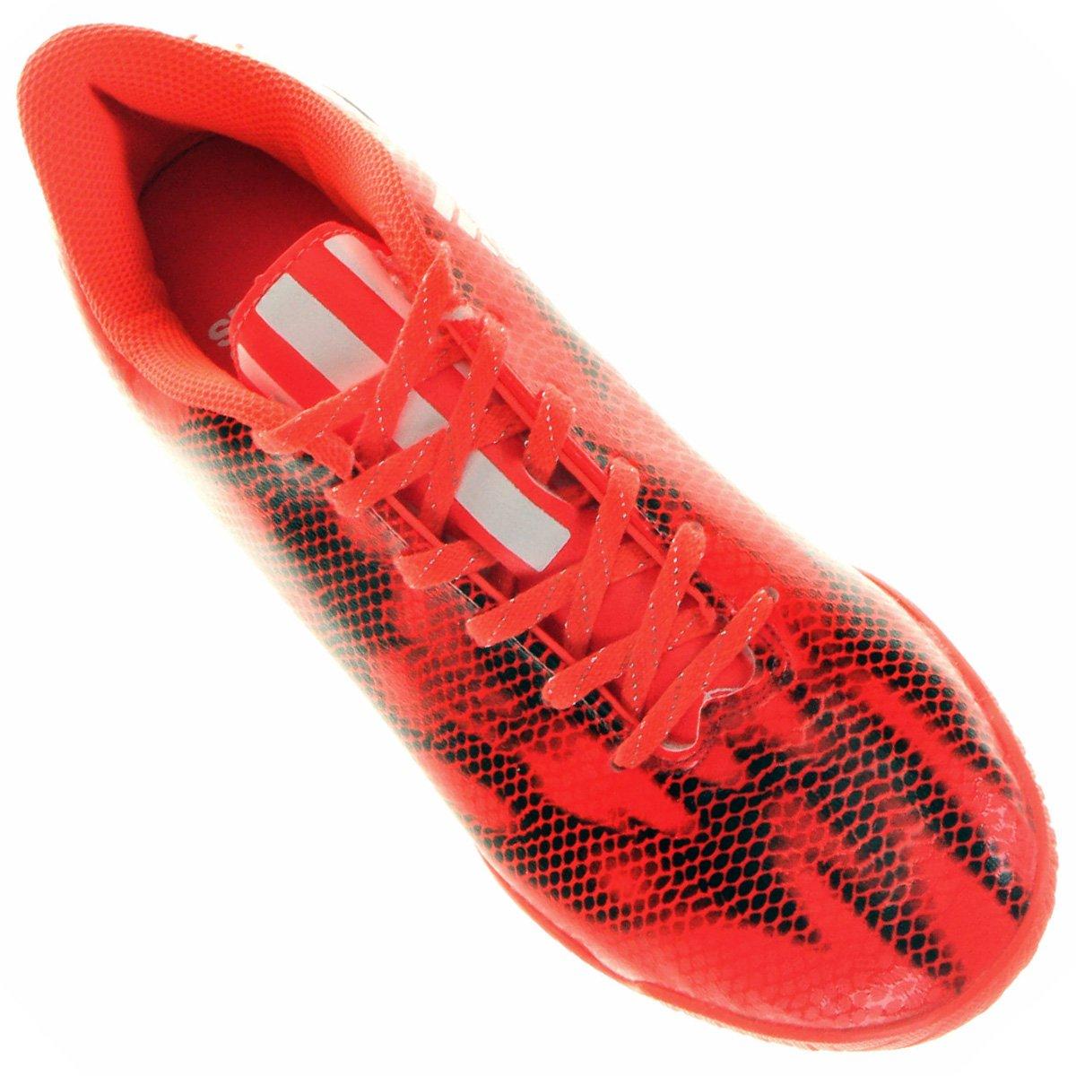 ... Chuteira Adidas F10 IN Futsal. Chuteira Adidas F10 IN Futsal - Laranja  Escuro 92c1604beb774