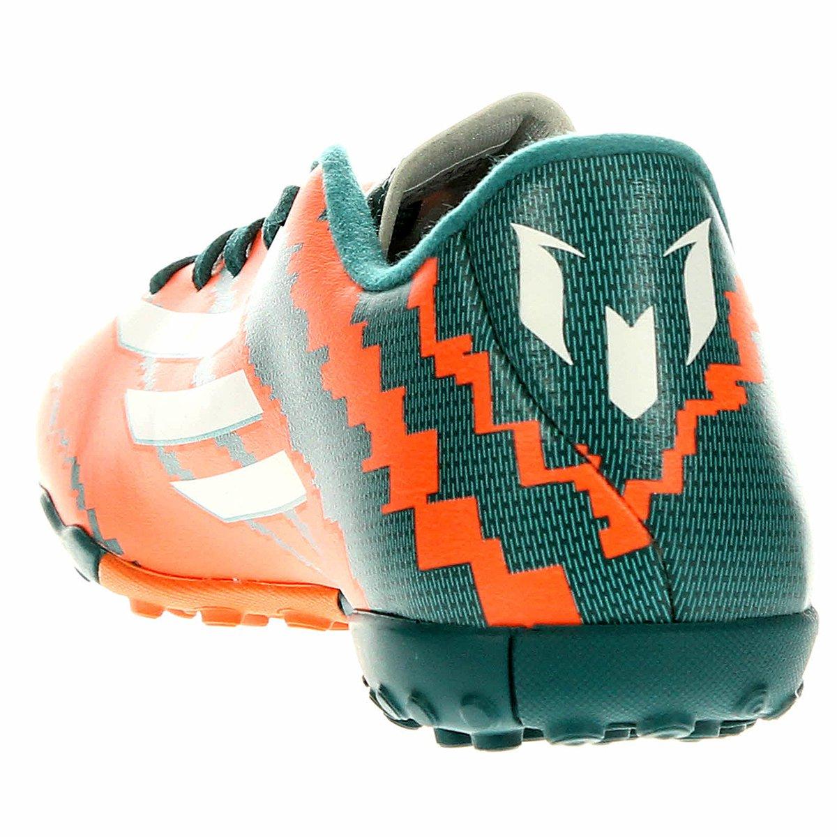3593a67172 Chuteira Adidas F10 TF Society Messi - Compre Agora