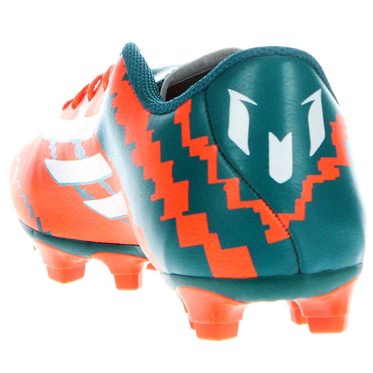 Chuteira Adidas F5 FG Campo Messi - Compre Agora  edba4cd3e92bf