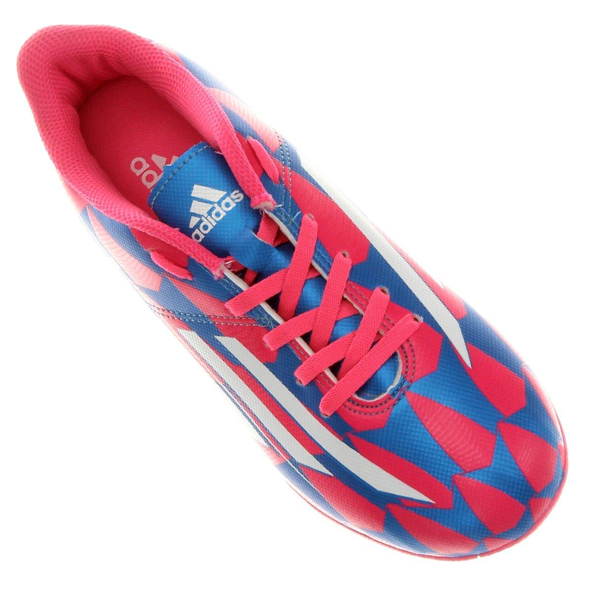 Chuteira Adidas F5 TF Juvenil - Compre Agora  4884a3d86c1e4
