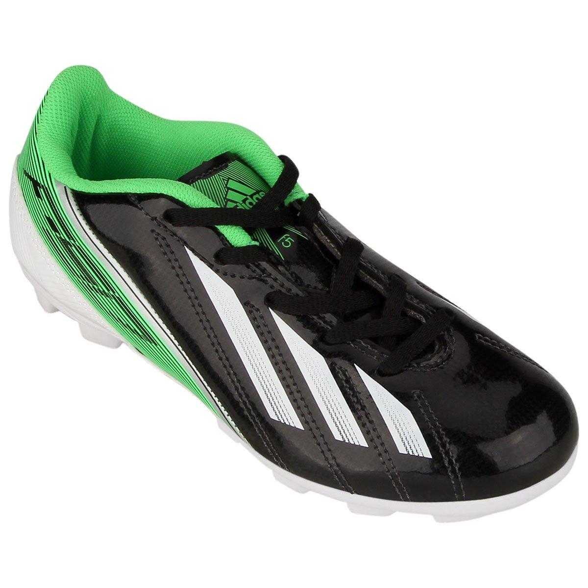 timeless design 956ef 9e514 Chuteira Adidas F5 TRX HG Infantil - Compre Agora  Netshoes